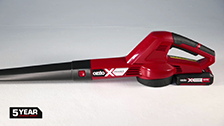 About ozito 18V Cordless Blower Kit