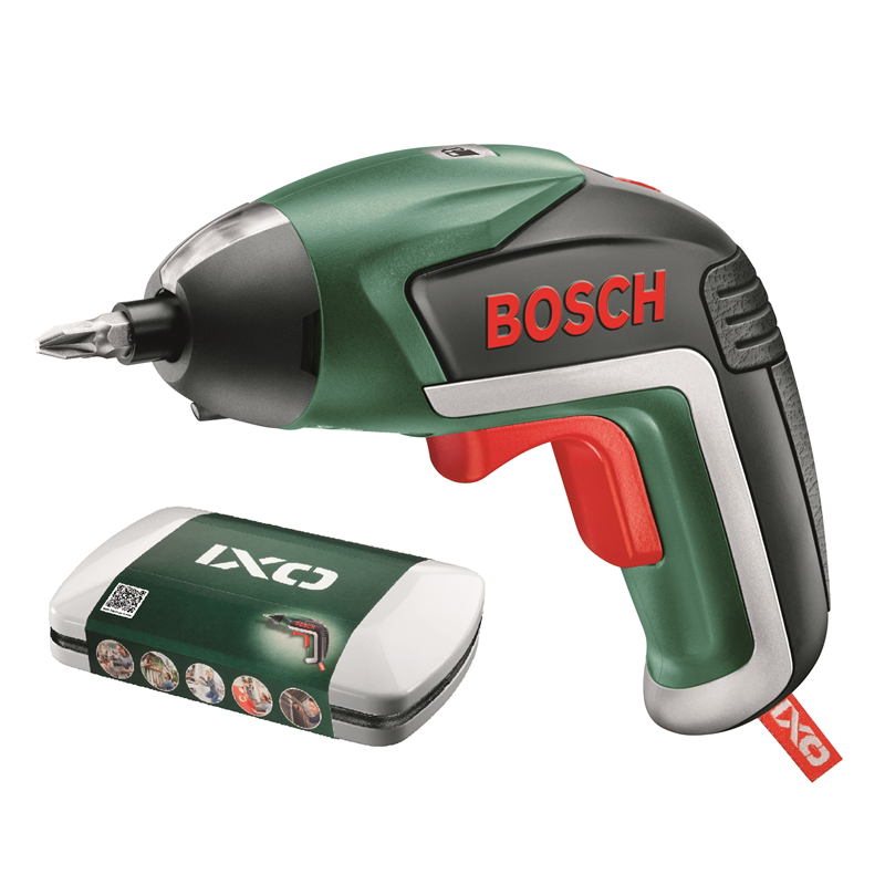 bosch 3 6v ixo v cordless screwdriver ebay. Black Bedroom Furniture Sets. Home Design Ideas