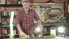 About Ryobi Lighting