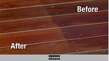 How To Prepare a New Hardwood Deck
