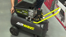 About The Ryobi Airwave 50L 2.0HP Air Compressor