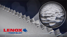 About Lenox 6TPI Demolition Reciprocating Saw Blade - 2 Pack