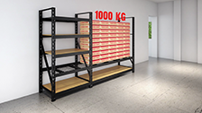 D.I.Y Rack It Shelving