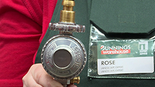 About Gasmate Regulator Fitting With Hose